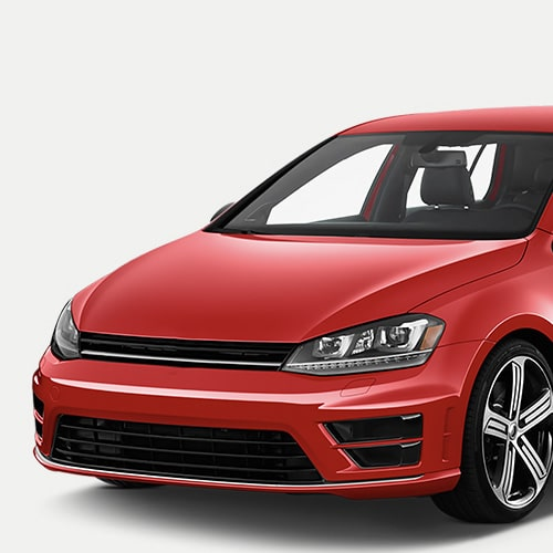 Cars 0004 2016 volkswagen golf r 4 door hatchback angular front